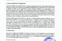 SFCG : Assistant Programme FARM