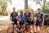 Tour du Fasso : Jimmy Muhindo propulse la RDC au 20e rang