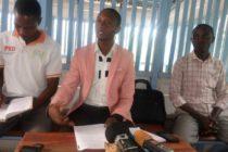 Rutshuru: «on na pas peur de la police…nos actions sont non violentes» Justin Bizimana du CASC