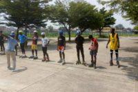 Roller/Coupe du Congo : Les représentants du Nord-Kivu s'acclimatent dans la capitale.