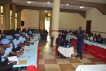 Nord-Kivu : Renforcement  de capacité des autorités politico administrative et de la PNC