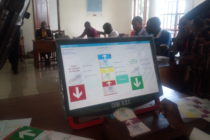 Nord-Kivu : Le journaliste face à la machine à voter