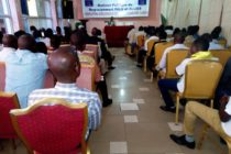 Nord-Kivu: Elvis Mutiri donne le go de la plate forme PALU et alliés à Goma.