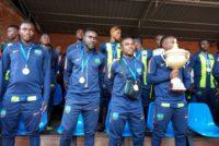 Football : Le champion du congo regagne le bercail