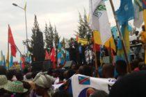 """Goma : """" Kabila nous donne l'occasion de diriger la RDC à travers Shadary"""".(Julien Paluku)"""