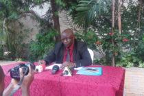 """Présidentielle: subornation des témoins"""" si j'étais l'avocat de Bemba je lui conseillerais d'abdiquer """" Prof. Nyabirungu."""