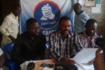 Goma : Mwisa Kense traduit en justice pour restriction des manifestations de l'opposition par Ensemble de Katumbi