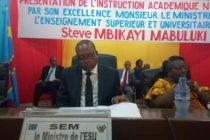Rentrée académique:Les responsables de l'ESU/Beni plaident pour le report de la rentrée académique.