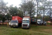Nord-Kivu :Arrivée des conteneurs transportant les kits électoraux à Beni