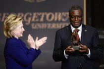 Prix Nobel de la paix 2018 : Hommages à un être d'exception