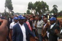 Butembo: Julien Paluku Kahongya appelle la population au soutien à la candidature du FCC