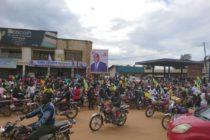 Processus électoral : Beni sous la fièvre de l'accueil de Martin fayulu madidi.(10h)
