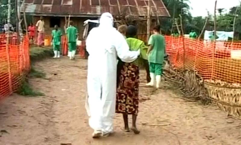 Flash :Ebola en ville de Goma