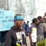 Goma : la LUCHA assiège le Bureau de l'opérateur de téléphonie mobile Airtel