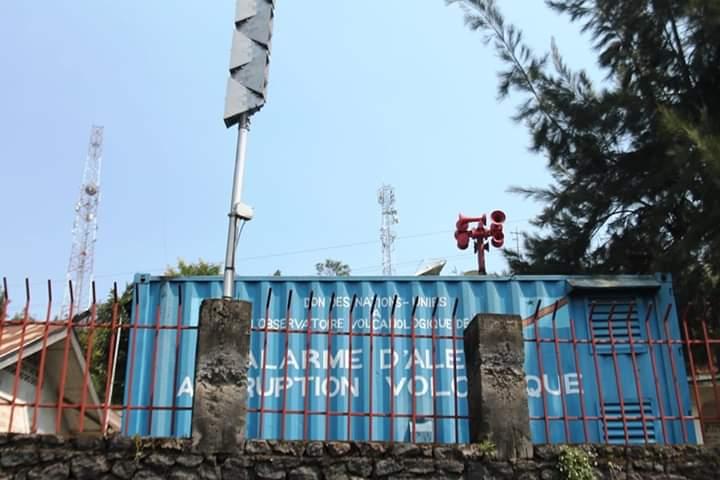 """Goma : La sirène d'alerte d'éruption """"Amorphe'', un danger pour la population (Éditorial)"""