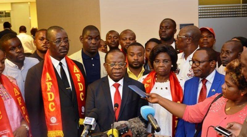 RDC-FCC:Les élus AFDC-A ont 7 jours pour clarifier leur position
