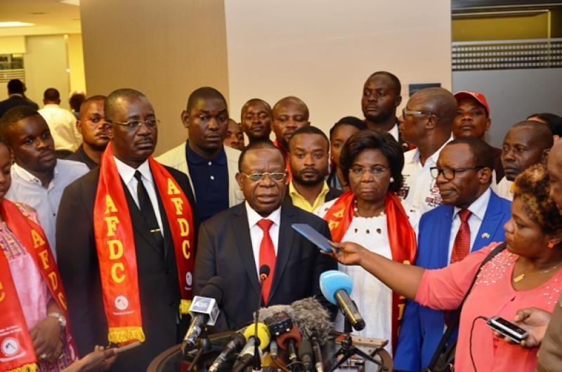 RDC : L'AFDC-A reste dans la majorité et soutiendra le duo FATSHI-Ilunga