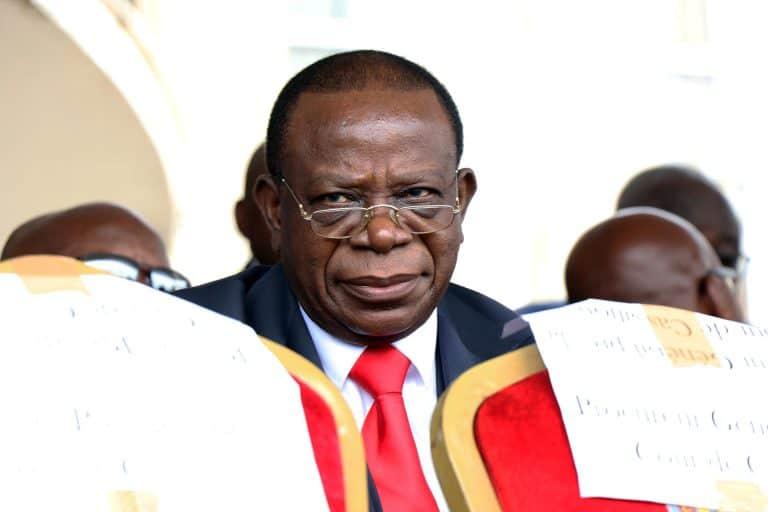FCC :Modeste Bahati Suspendu